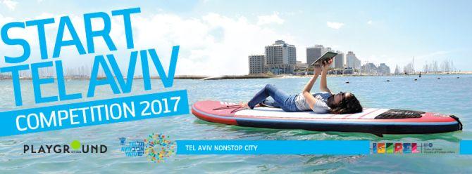 """Prijavite se na takmičenje """"Start Tel Aviv"""" i osvojite put u Izrael"""
