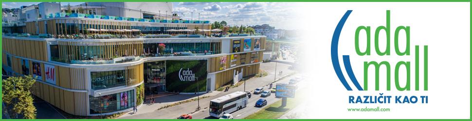 Billboard banner za Srbija na dlanu