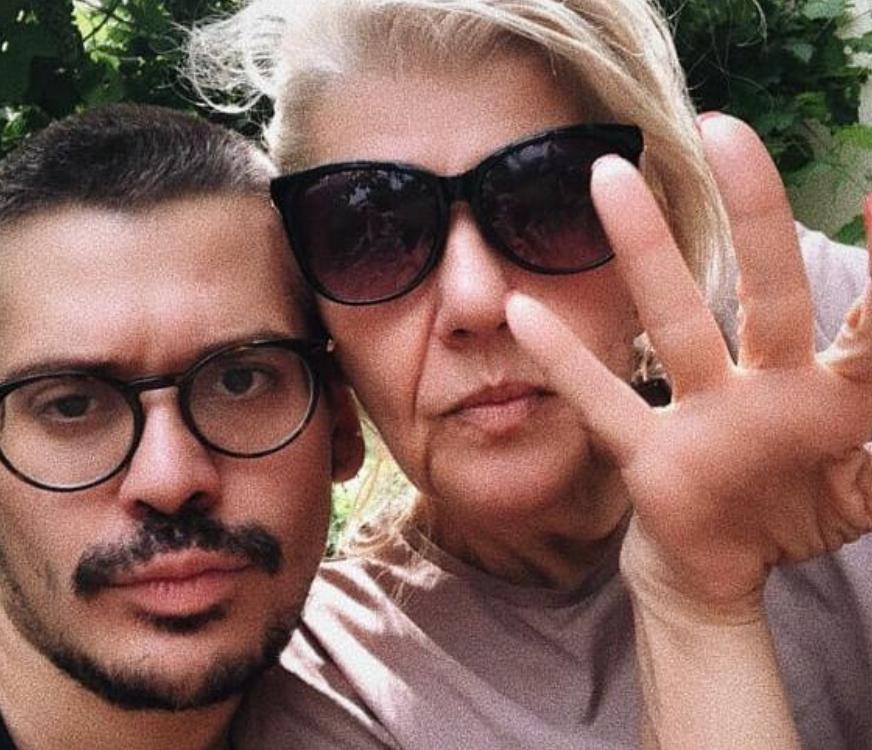 HVALA SVIMA KOJI SU BILI UZ NAS: Milan Laća Radulović oglasio se nakon smrti majke Marine Tucaković